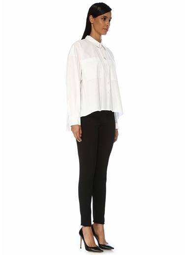 Beymen Studio Gömlek Beyaz